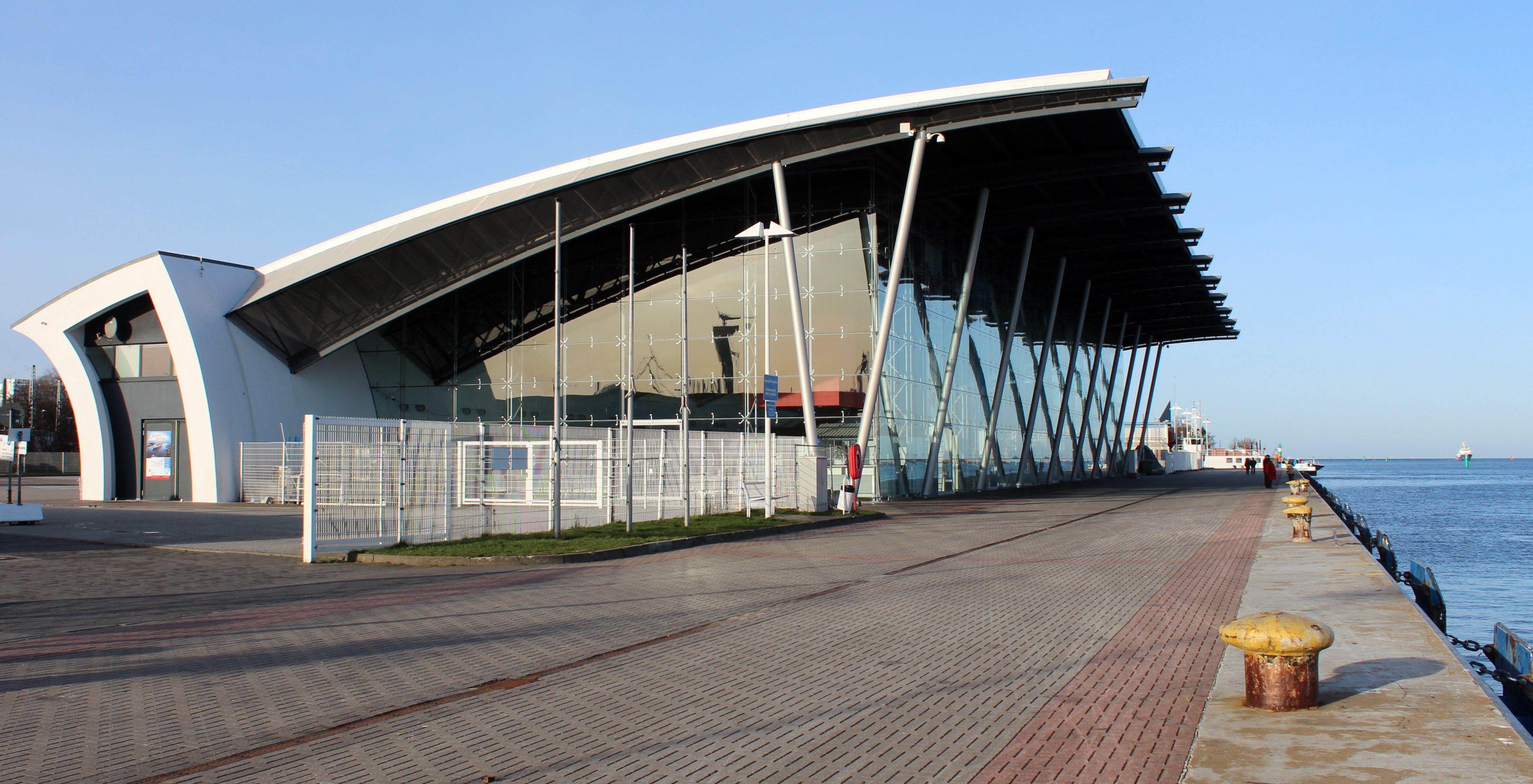 Projekte Cruise Center Warnemünde 3 Stephan-Scheffler GmbH