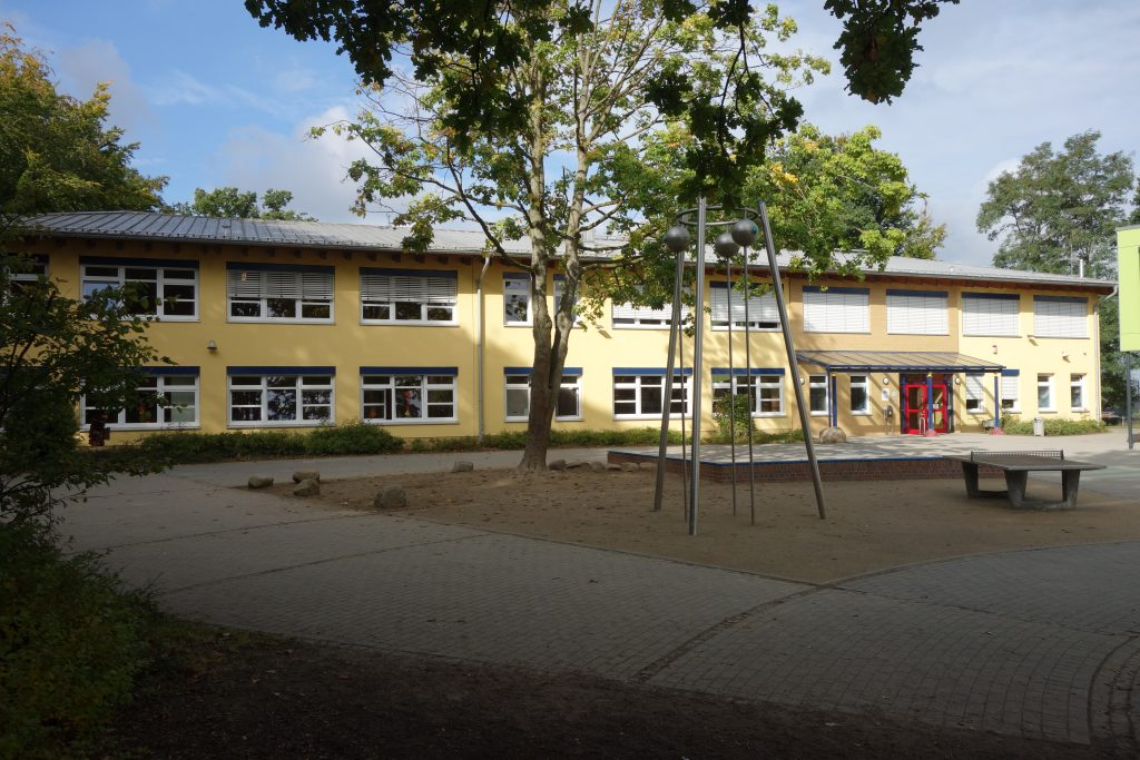 Projekte Neubau Grundschule John Brinckman Stephan-Scheffler GmbH
