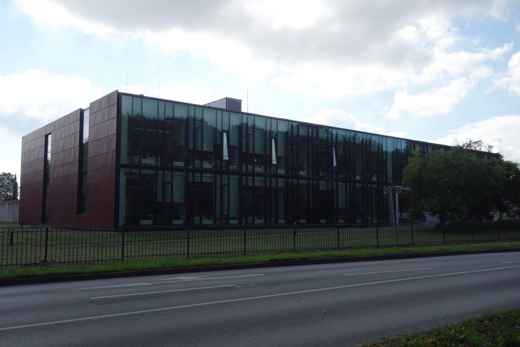 Projekte Universität Rostock Neubau Labore tierwissenschaften Stephan-Scheffler GmbH