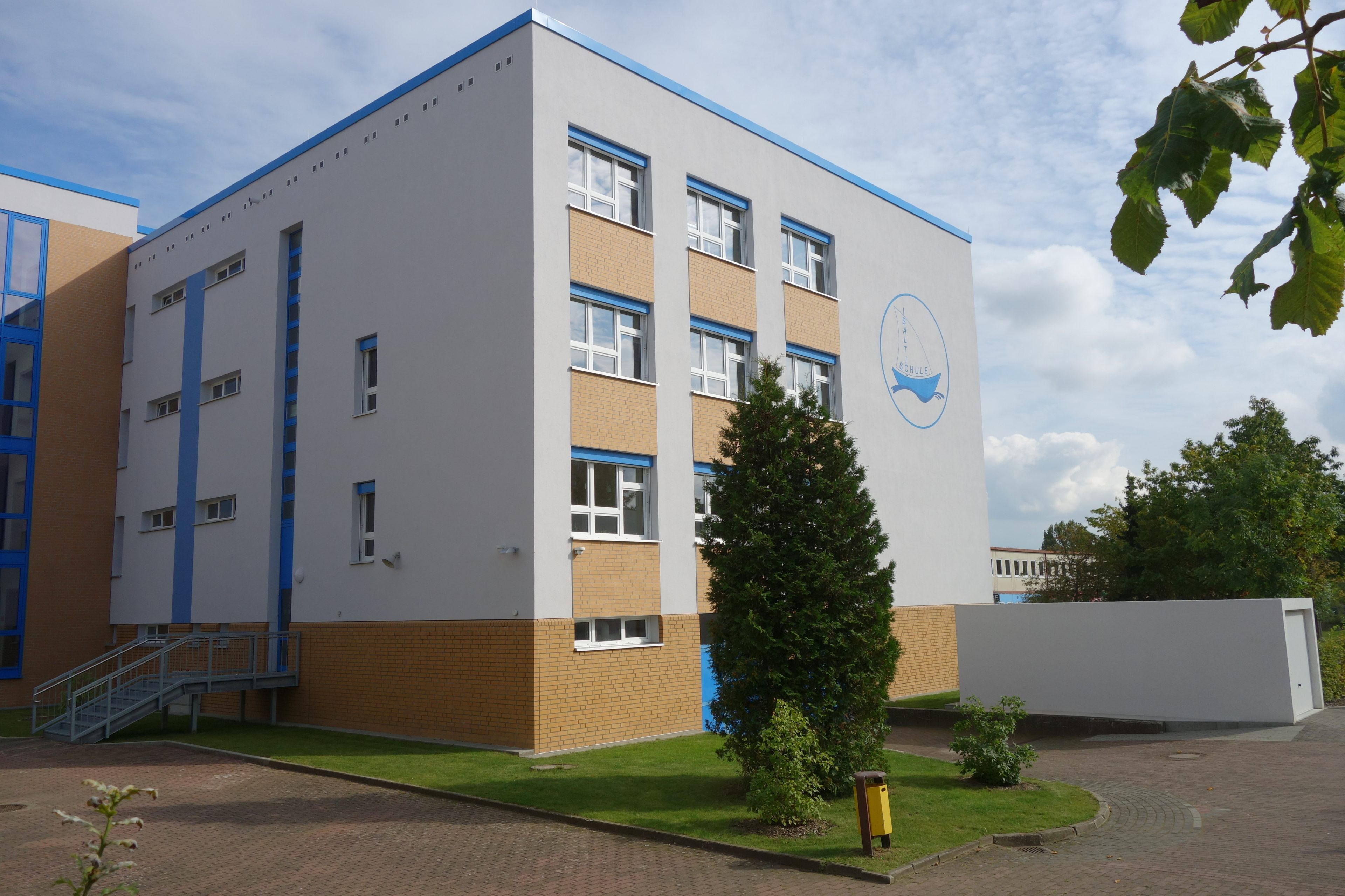 Projekte Umbau Baltic Schule Rostock 2 Stephan-Scheffler GmbH