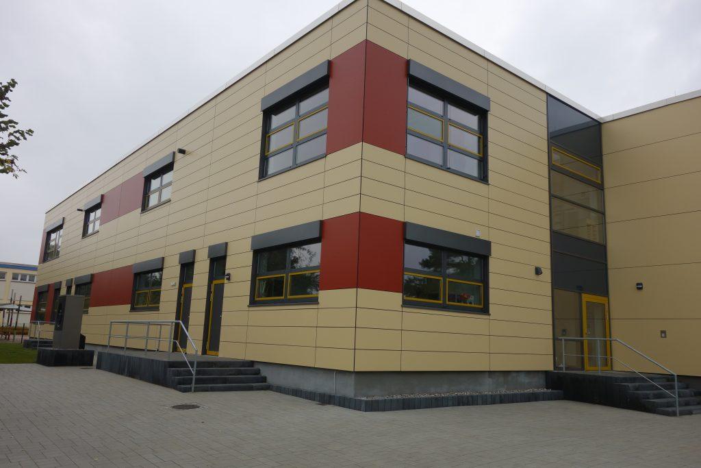 Projekte Neubau Hortgebäude Rövershagen 2 Stephan-Scheffler GmbH