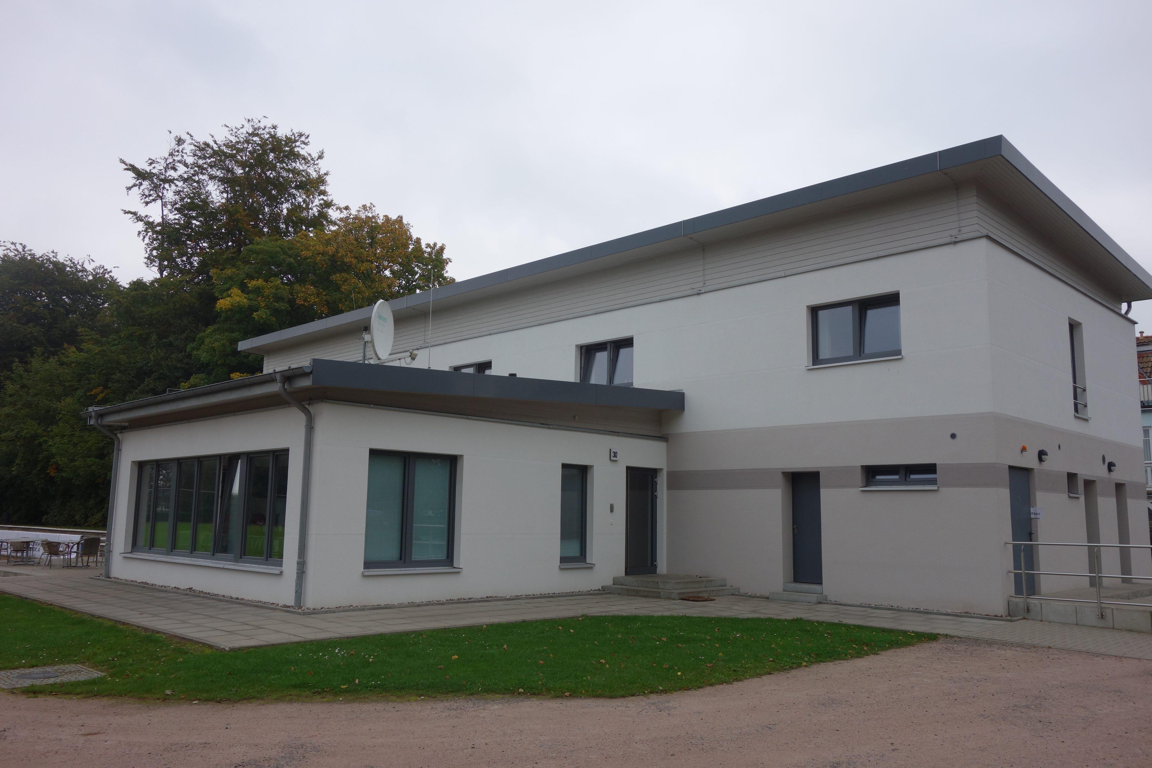 Projekte Neubau Sportlerheim Kühlungsborn Stephan-Scheffler GmbH