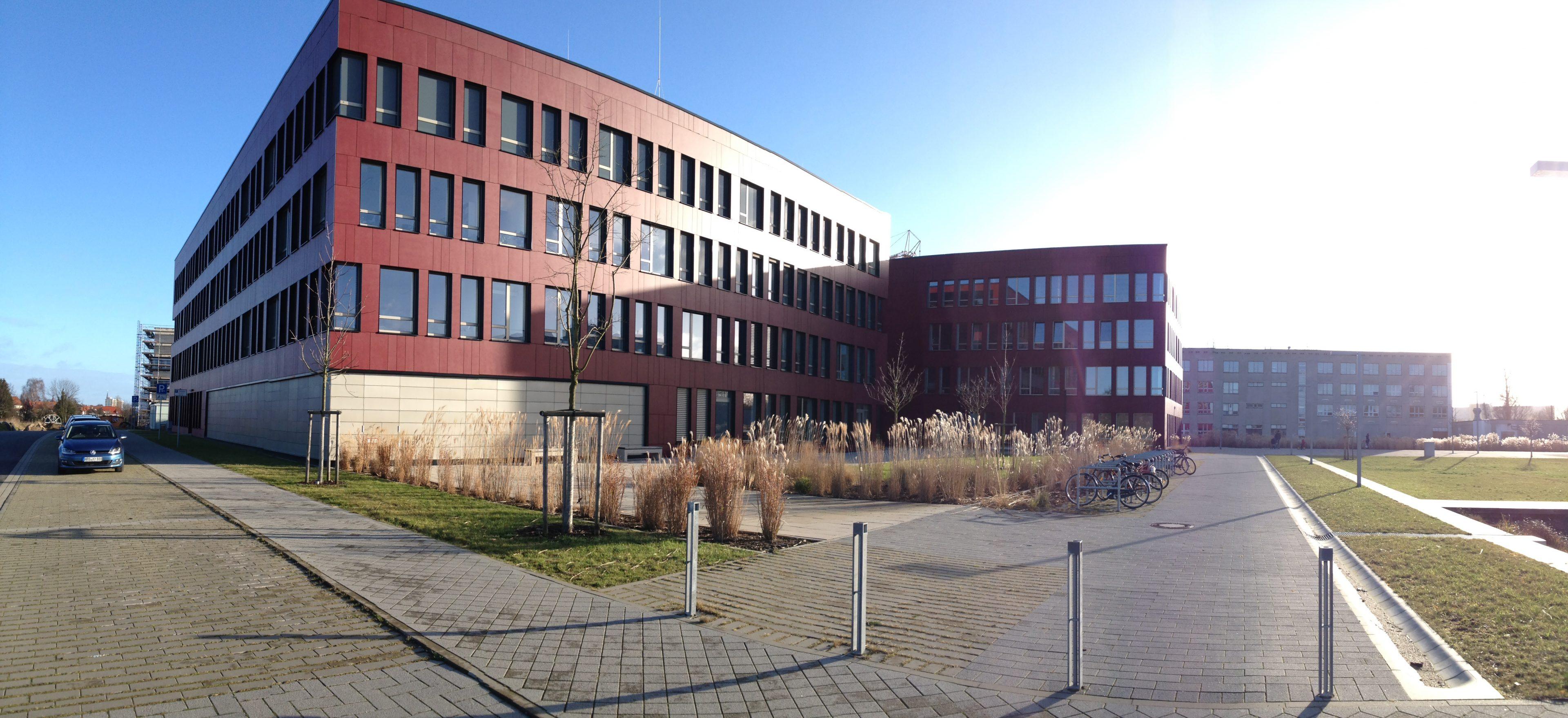 Projekte Universität Rostock Neubau Rechenzentrum Stephan-Scheffler GmbH