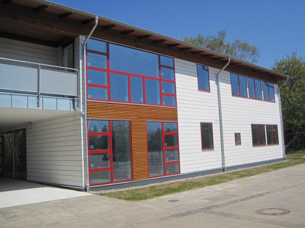 Projekte Neubau Grundschule Sanitz Stephan-Scheffler GmbH