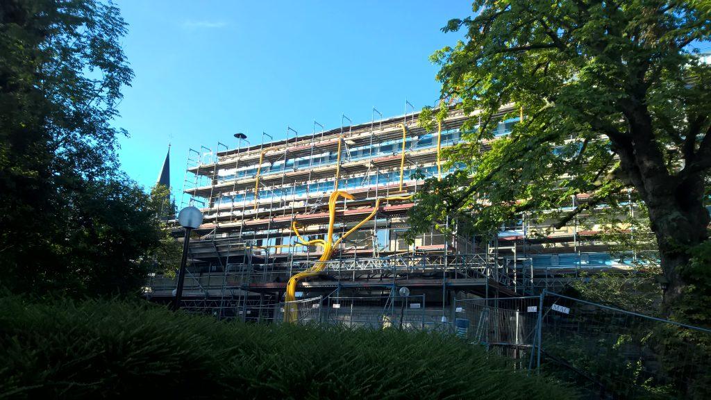 Projekte Umbau Amtsgericht PinnebergStephan-Scheffler GmbH
