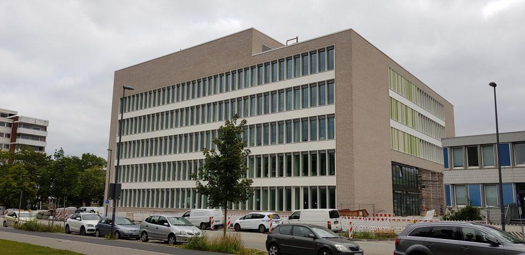Projekte 1. Forschungsneubau CAU Stephan-Stephan GmbH