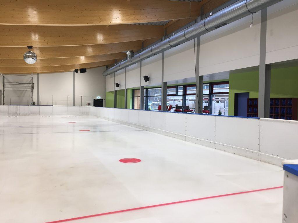Projekte-Eishalle Kühlungsborn- Stephan-Stephan GmbH